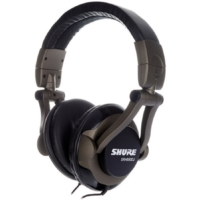 Shure - SRH 550 DJ