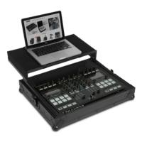 UDG - Ultimate Flight Case Multi Format XL Black MK3 Plus (Laptop Shelf)