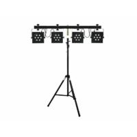 Eurolite - Set LED KLS-801 + STV-40-WOT Aluminium stand