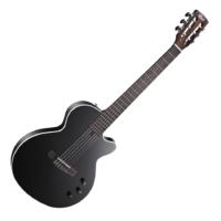 Cort - Sunset Nylectric elektro-klasszikus gitár fekete ajándék félkemény tok
