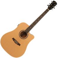 Prodipe - SD25 CEQ Dreadnought elektroakusztikus gitár ajándék puhatok