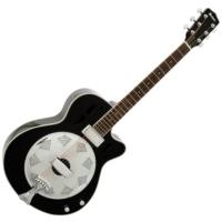 Dimavery - RS-420 Rezonátoros gitár fekete ajándék puhatok