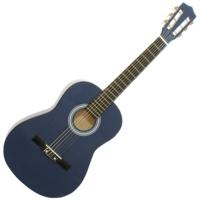 Dimavery - AC-303 3/4-es klasszikus gitár kék