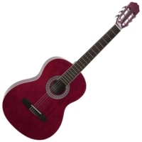 Dimavery - AC-303 Klasszikus gitár vörös