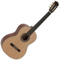 Dimavery - AC-320 Klasszikus gitár natúr ajándék puhatok