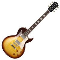 Cort - CR250-VB elektromos gitár vintage sunburst ajándék félkemény tok