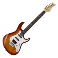 Cort - G250-TAB elektromos gitár Tobacco Sunburst ajándék puhatok