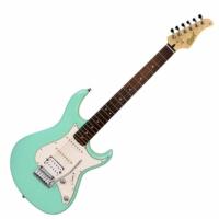 Cort - G260-SFG elektromos gitár zöld