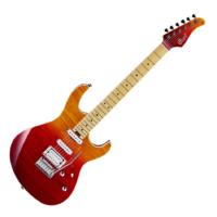 Cort - G280DX-JSS elektromos gitár Java sunset ajándék félkemény tok