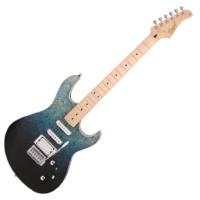 Cort - G-LTD18M-OPBG elektromos gitár kék ajándék puhatok