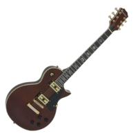 Dimavery - LP-700 elektromos gitár magas fényű méz színben ajándék puhatok