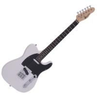 Dimavery - TL-401 elektromos gitár fehér