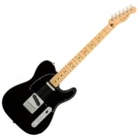 Fender - Player Telecaster MN Black 6 húros elektromos gitár ajándék félkemény tok