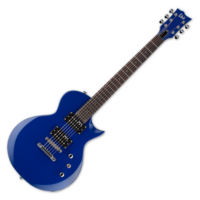 LTD - EC-10 BLUE 6 húros elektromos gitár ajándék puhatok
