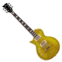 LTD - EC-256FM LD 6 húros balkezes elektromos gitár ajándék félkemény tok