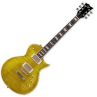 LTD - EC-256FM LD 6 húros elektromos gitár ajándék félkemény tok