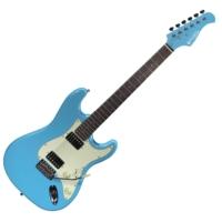Prodipe - ST2H RA Sonic Blue 6 húros elektromos gitár ajándék puhatok