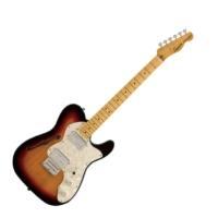 Squier - Classic Vibe 70S Thinline Telecaster 3 color sunburst 6 húros elektromos gitár