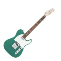 Squier - Affinity Telecaster Race Green 6 húros elektromos gitár