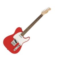 Squier - Affinity Telecaster Race Red 6 húros elektromos gitár