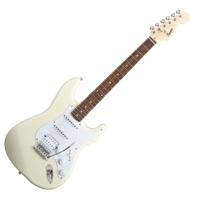 Squier - Bullet Stratocaster HSS Arctic White 6 húros elektromos gitár