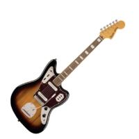 Squier - Classic Vibe 70S Jaguar 3 Color Sunburst 6 húros elektromos gitár