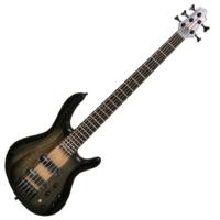 Cort - C5PlusZBMH-TBB elektromos basszusgitár ajándék félkemény tok