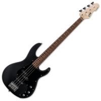 LTD - AP-204 BLKS 4 húros basszusgitár ajándék félkemény tok