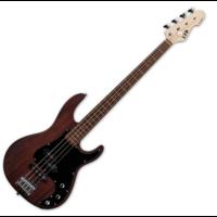 LTD - AP-204 NS 4 húros basszusgitár ajándék félkemény tok