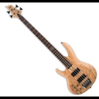 LTD - B-204SM LH 4 húros balkezes elektromos basszusgitár ajándék félkemény tok