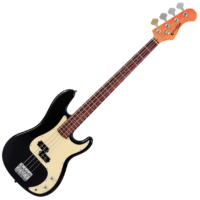 Prodipe - PB80 RA Black elektromos basszusgitár ajándék puhatok