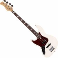 SIRE Marcus Miller - V7 Alder-4 Lefty White Blonde balkezes basszusgitár ajándék félkemény tok