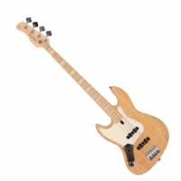 SIRE Marcus Miller - V7 Ash-4 Lefty Natural balkezes basszusgitár ajándék félkemény tok