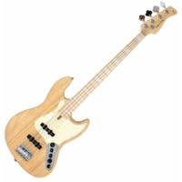 SIRE Marcus Miller - V7 Swamp Ash-4 Natural basszusgitár ajándék félkemény tok
