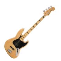 Squier - Classic Vibe 70s Jazz Bass Natural 4 húros elektromos basszusgitár