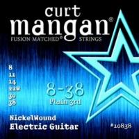 Curt Mangan - Nickel Wound 8-38 Elektromos Gitárhúr készlet