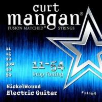 Curt Mangan - Nickel Wound Drop Tuning 11-54 Elektromos Gitárhúr készlet