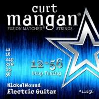 Curt Mangan - Nickel Wound Drop Tuning 12-56 Elektromos Gitárhúr készlet