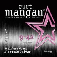 Curt Mangan - Stainless Steel 9-42 Elektromos Gitárhúr készlet