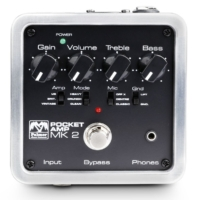 Palmer - MI Pocket Amp MKII zsebméretű gitár előerősítő