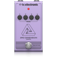TC Electronic - 3RD Dimension Chorus effektpedál