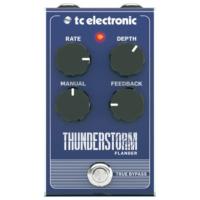 TC Electronic - Thunderstorm Flanger effektpedál