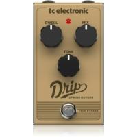 TC Electronic - Drip SPRING Reverb effektpedál
