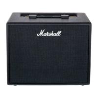 Marshall - CODE50 digitális gitárerősítő kombó 50 Watt - Ajándék Vox - VGS-30 Rock Gitárkábel 3m