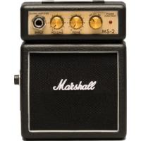 Marshall - MS-2 Micro Stack fekete 1 Watt