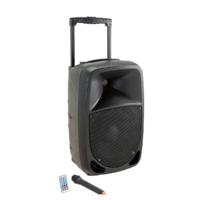 Soundsation - GO-SOUND 10AMW hordozható akkus aktív hangfal 360 Watt
