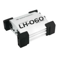OMNITRONIC - LH-060 PRO Passive dual DI box
