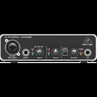 Behringer - UMC22 U-PHORIA külső USB hangkártya