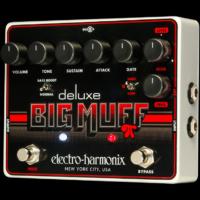 Electro-harmonix effektpedál - Deluxe Big Muff PI