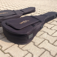 Sigma puhatok szivacsos, kistestű akusztikus gitárhoz